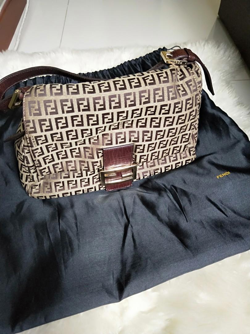 Authentic Fendi Bag 68df22ad3401b