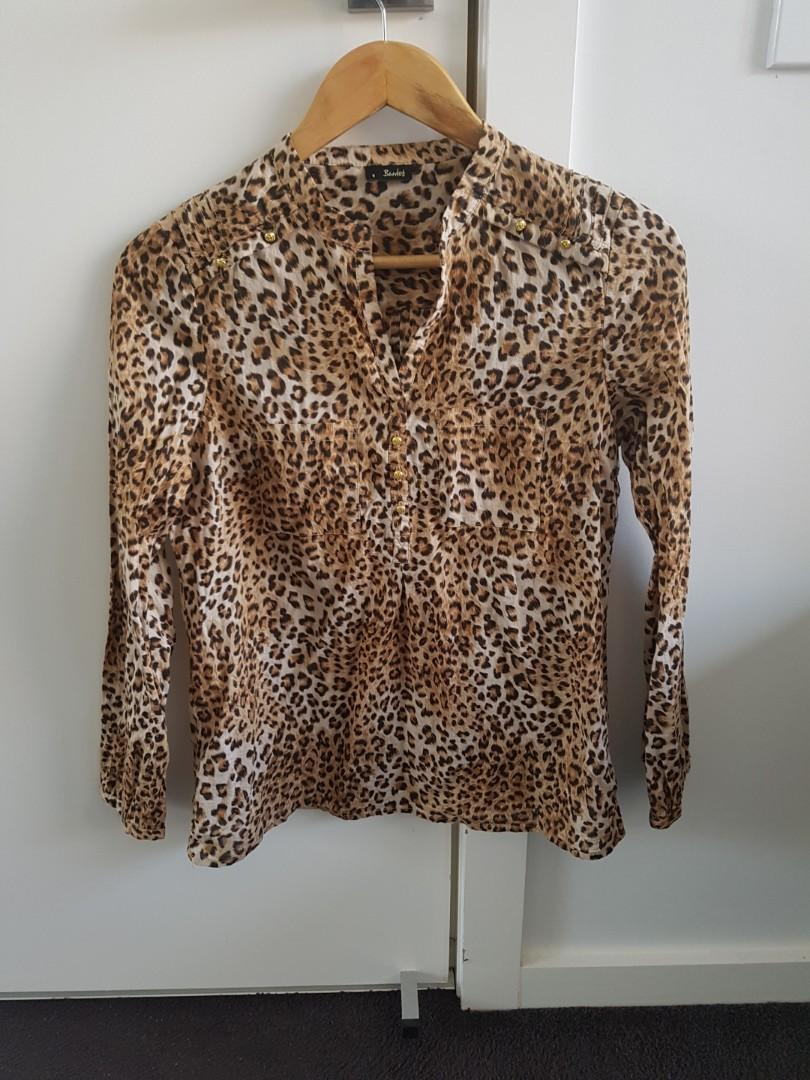 Bardot shirt