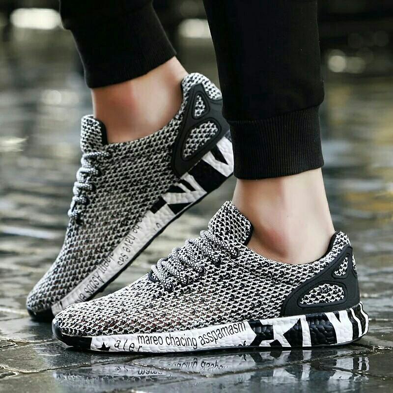 02ba88228 Breathable Men s Sport Running Shoes