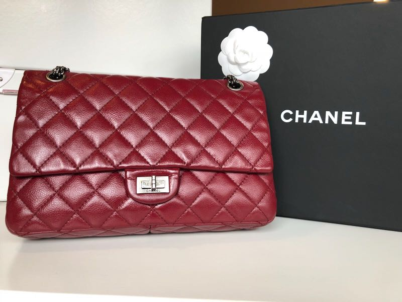 0a81d5ae298d Chanel Reissue 226 Full Set