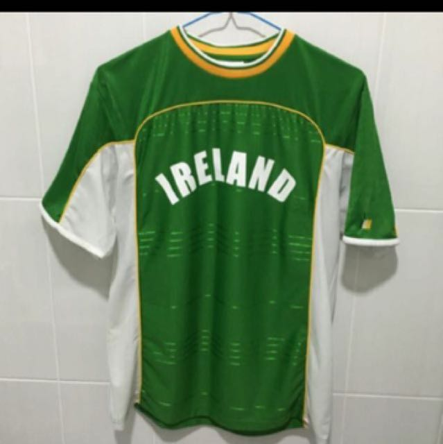 more photos eb8bc 95e2f Clearance: Ireland Soccer Training Jersey - Limited Edition