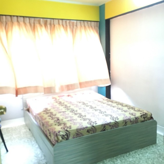 Common Room For Rent Prefer For 56 Pax Or Couple Aircone All