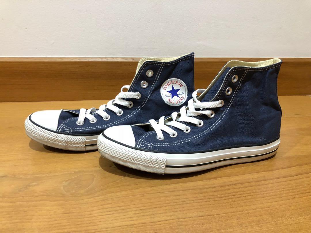 d1af82428914 Converse All Star High Top Navy