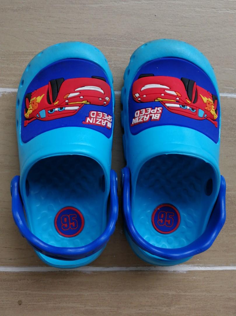 3f9976bba Crocs look-alike shoes - Cars - Lightning McQueen