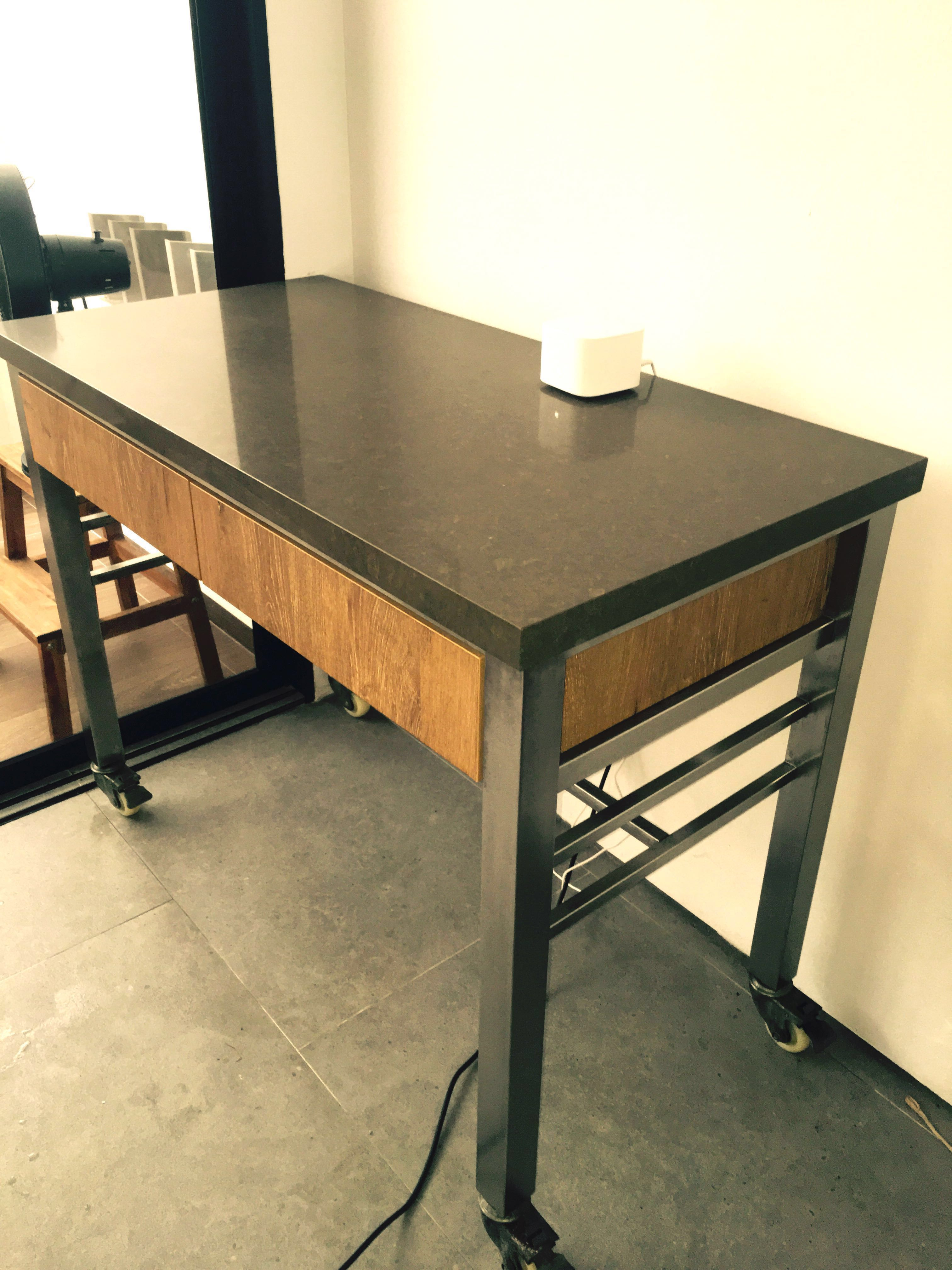 Customised Movable Kitchen Island Furniture Tables Chairs On Carousell