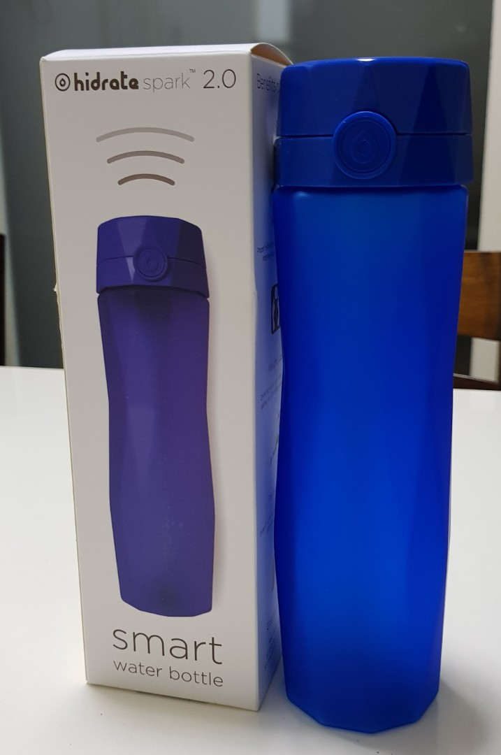 913c113cd7 Hidrate Spark 2.0 Smart water bottle, Everything Else on Carousell