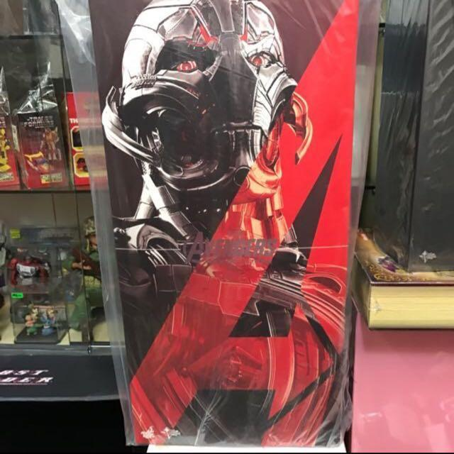 "Hot Toys Avengers Age of Ultron ULTRON PRIME 16/"" Action Figure 1//6 Scale MMS284"