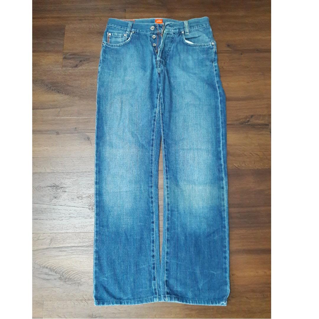 11f8e2d17517a4 Hugo Boss Men S Jeans Fashion Clothes Bottoms On Carou