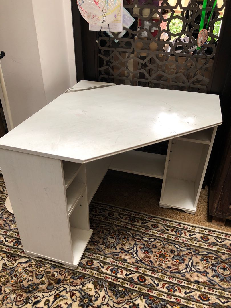IKEA corner study table