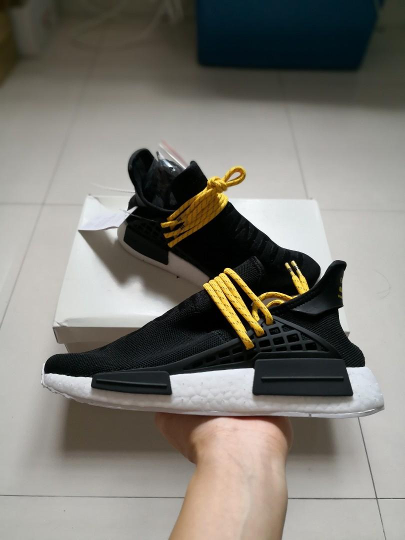 9c3dbb33 In Stock Adidas Human Race, Men's Fashion, Footwear, Sneakers on ...