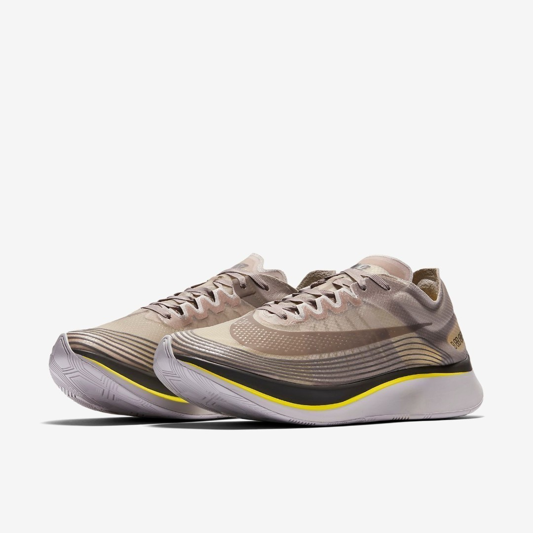 4f1a915bb70e INSTOCK SALE  NIKE ZOOM FLY SP - SEPIA STONE SONIC YELLOW SEPIA ...