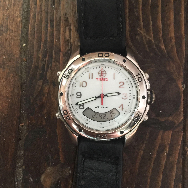jam tangan timex indiglo 0313dafb