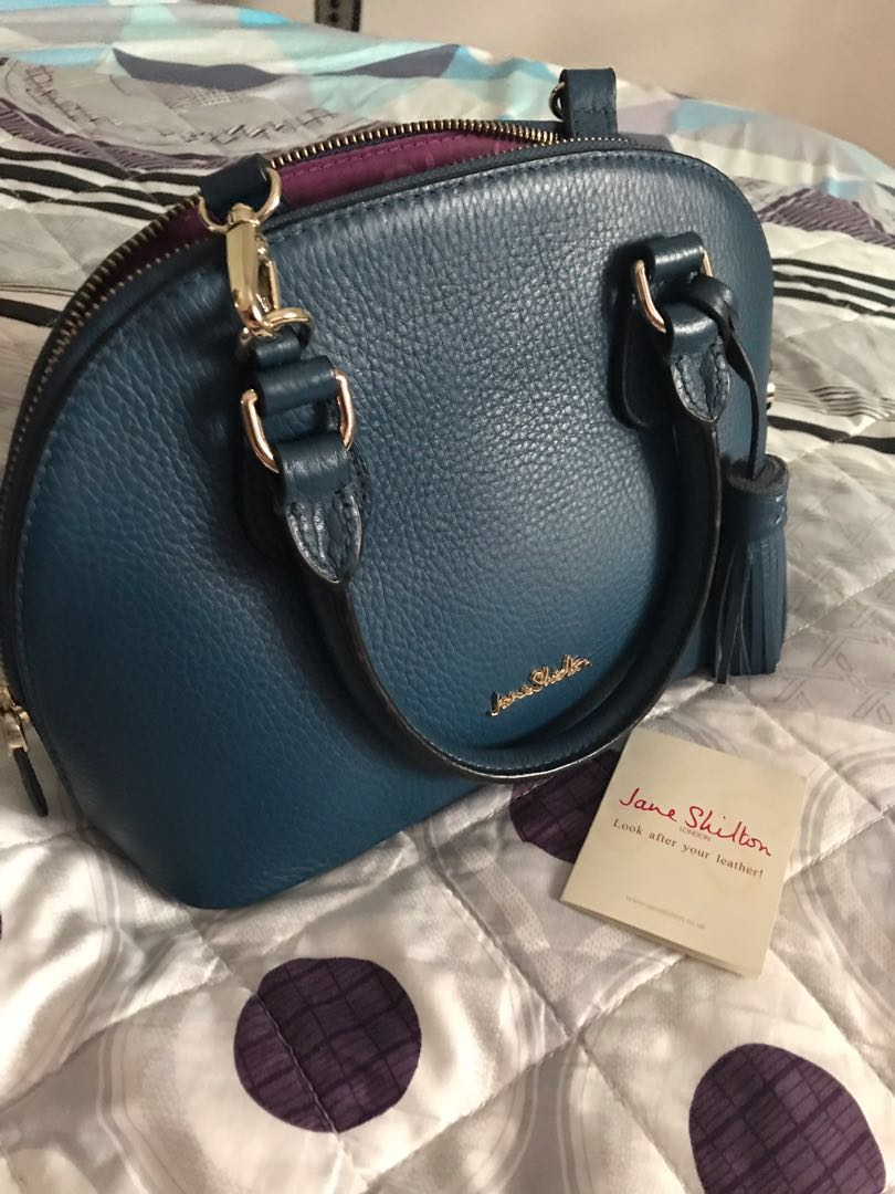 Jane Shilton leather bag fa2ac14754820