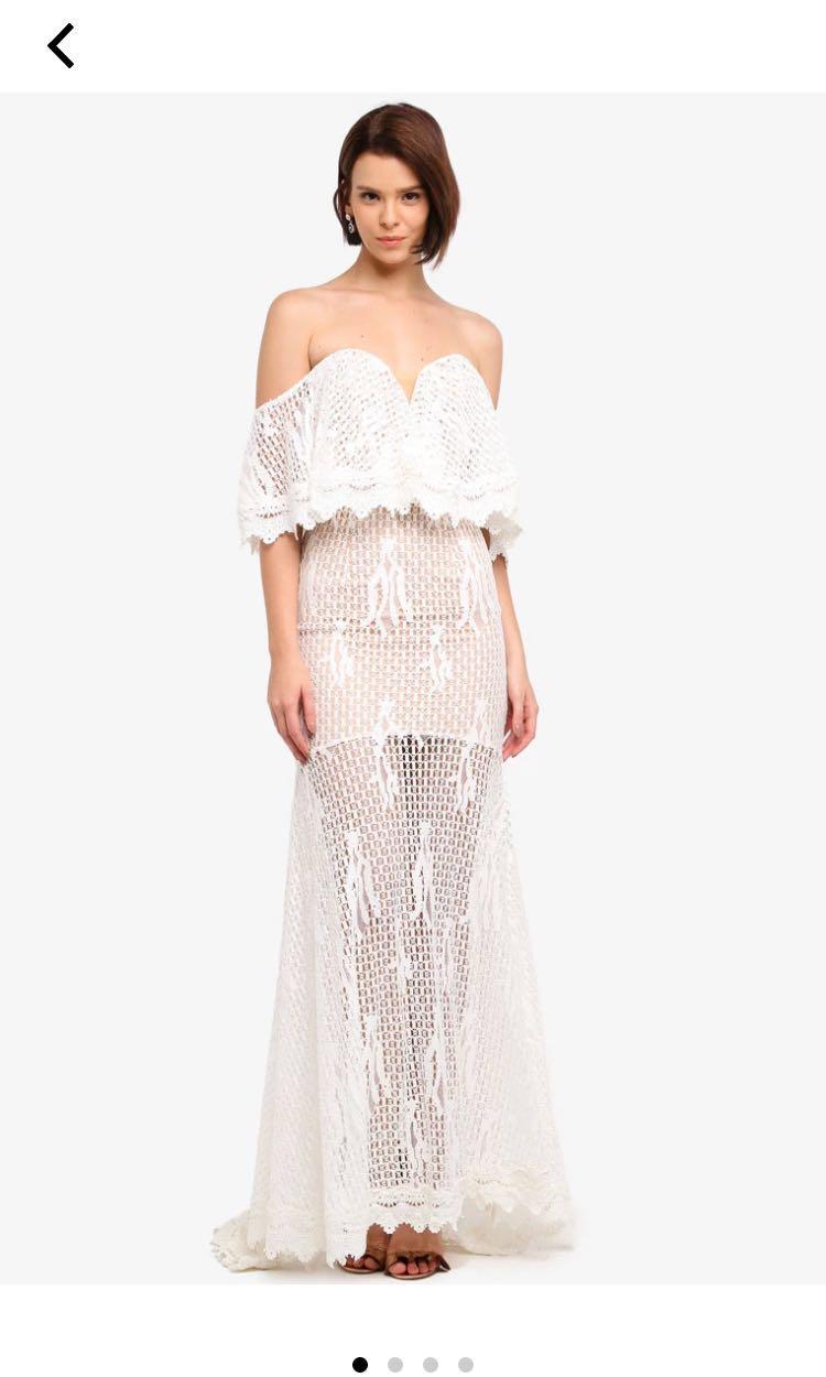 a991bed3ac3f Jarlo London Daviela Dress UK6, Women's Fashion, Clothes, Dresses ...
