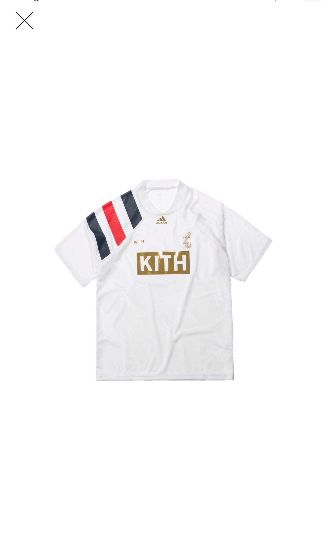 0b2ecb8eece5a Kith Adidas Jersey