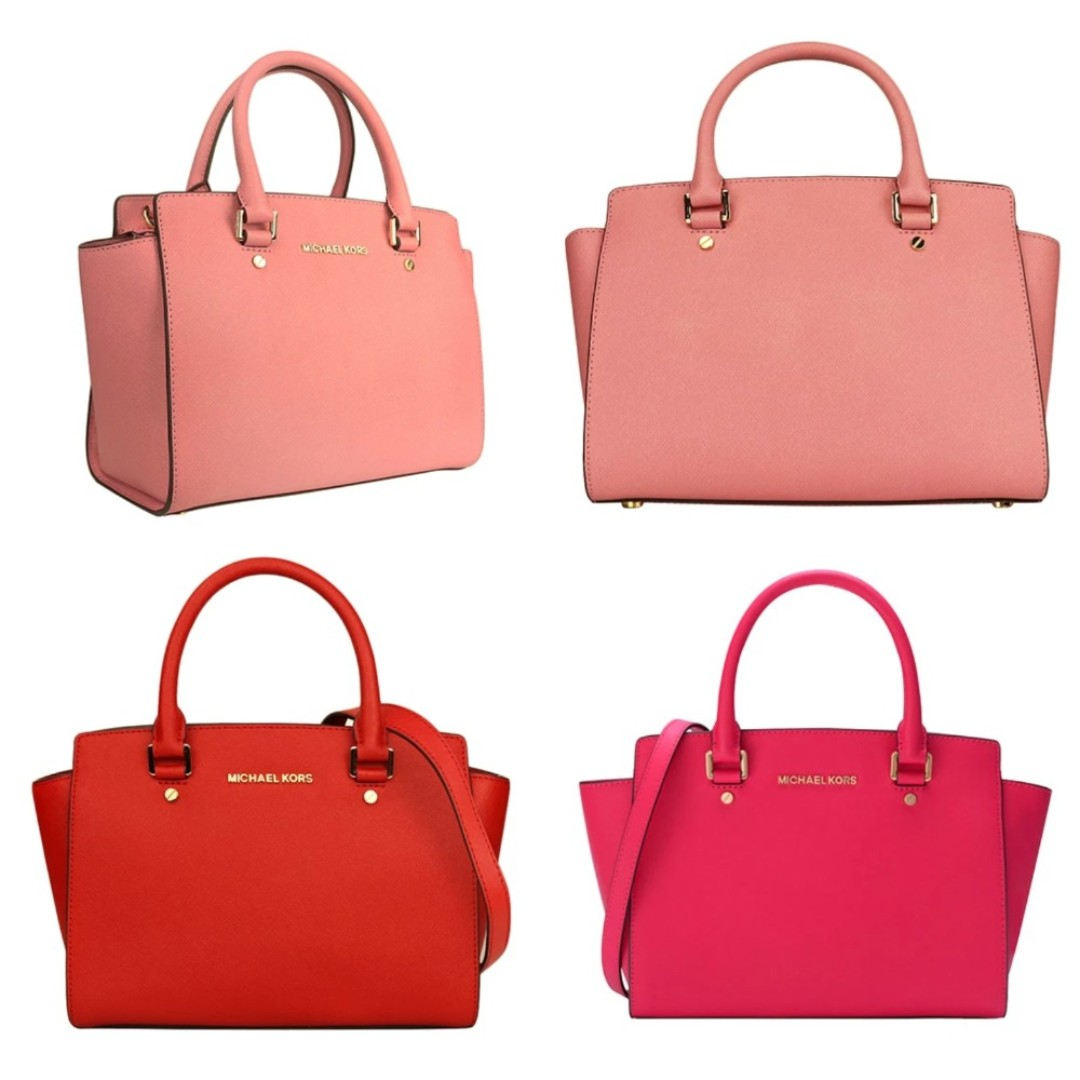 77d630b84afb LADIES mk LEATHER HANDBAGS STOCK CLEARANCE     MEDIUM AND SMALL SIZE  AVAILABLE