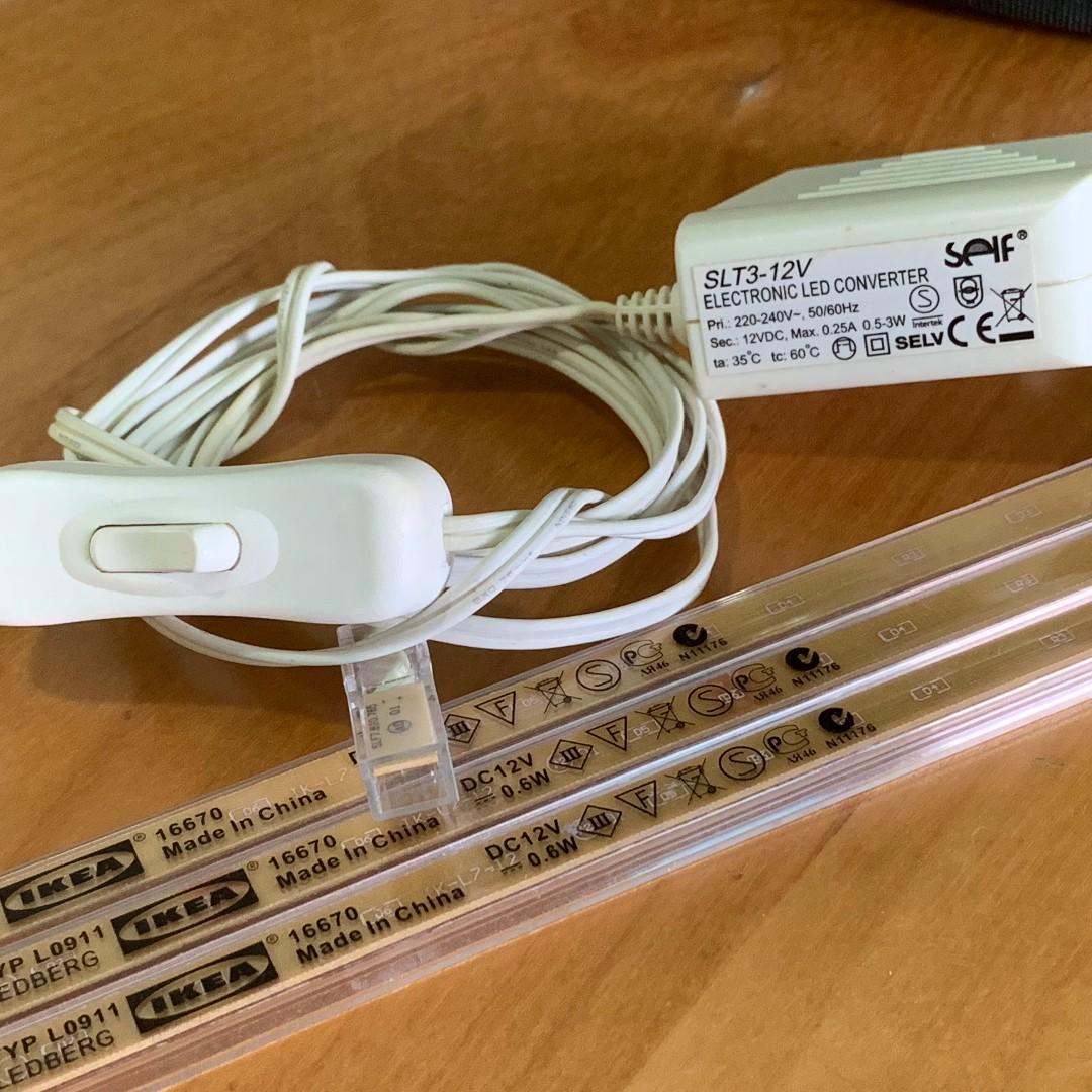 Ledberg Led Light Strip Furniture Home Decor Lighting Supplies