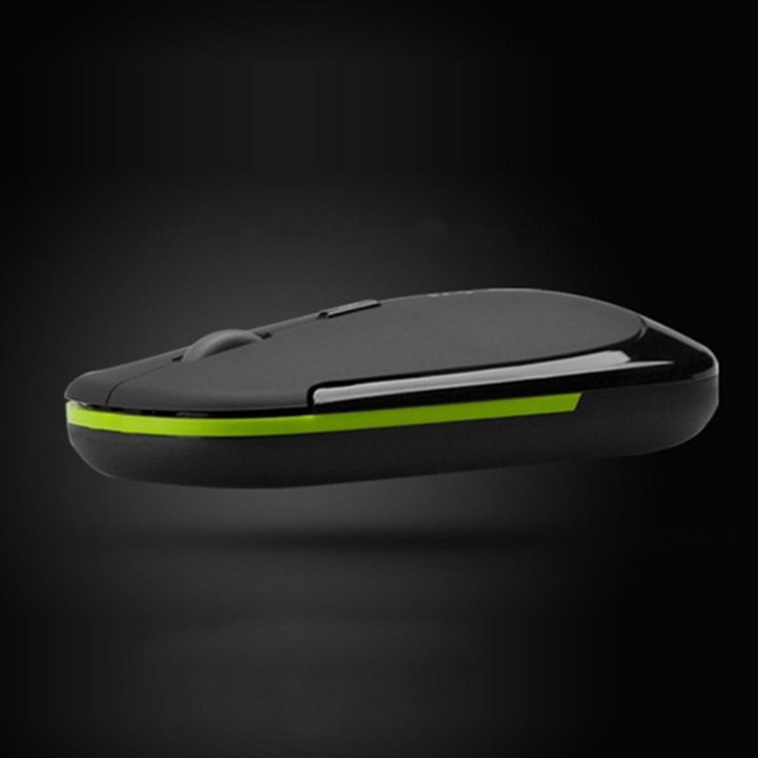 New Bluetooth Wireless USB Optical Mouse Game Player Lighting...