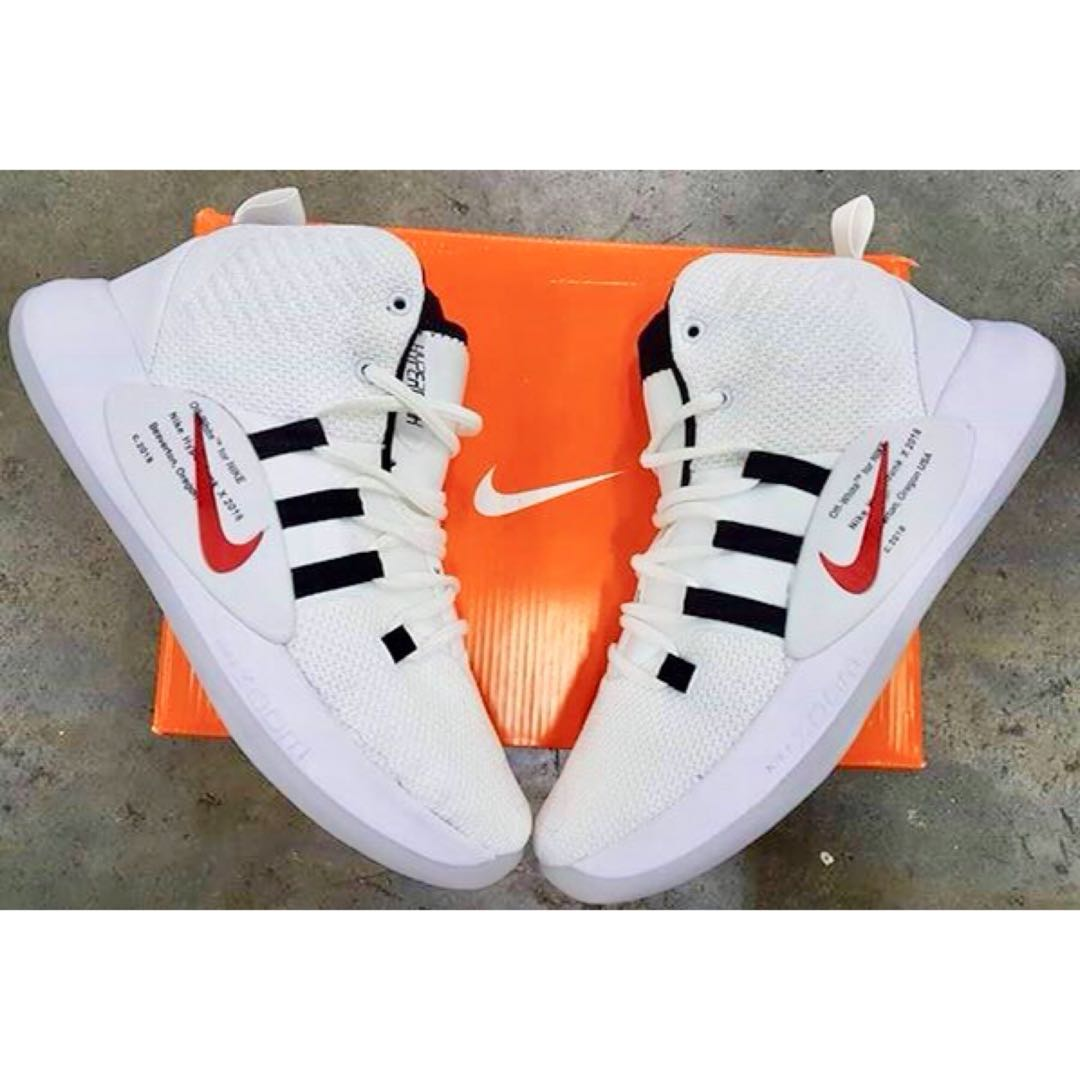 6f899f00e98 New Nike Hyperdunk OffWhite ✓ Men s Shoes