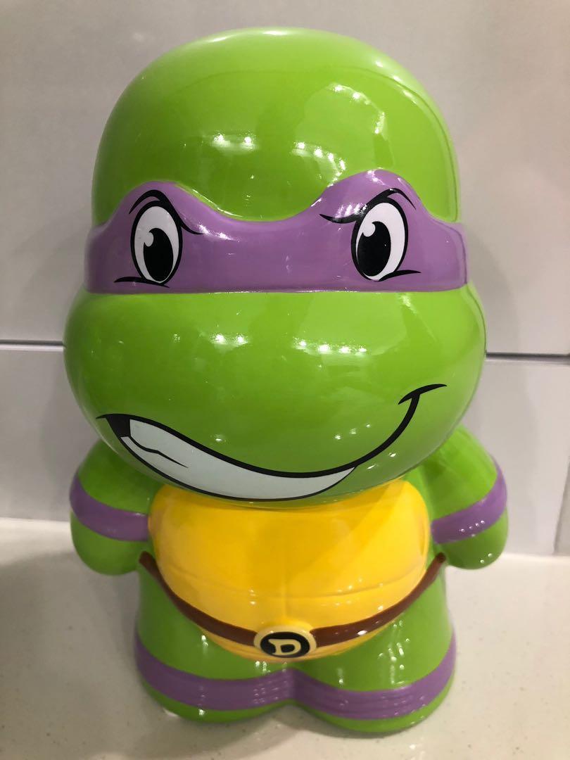 Ninja Turtle Piggy Bank Wwwtollebildcom