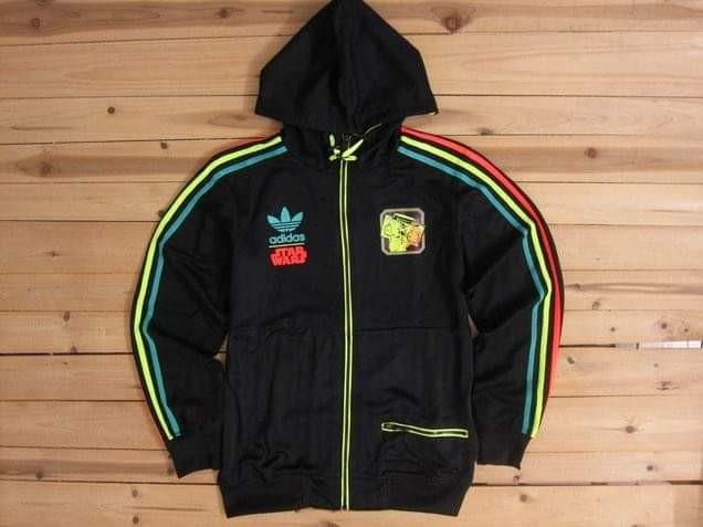 Boba Fett Adidas Star Original Hoody Wars Jacket vN80mnw