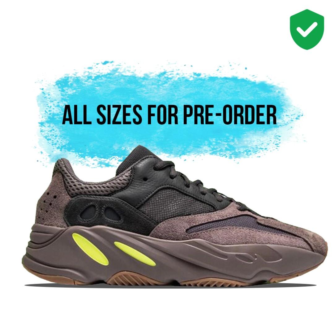 0c0baee8b7f Adidas Yeezy 700 Mauve