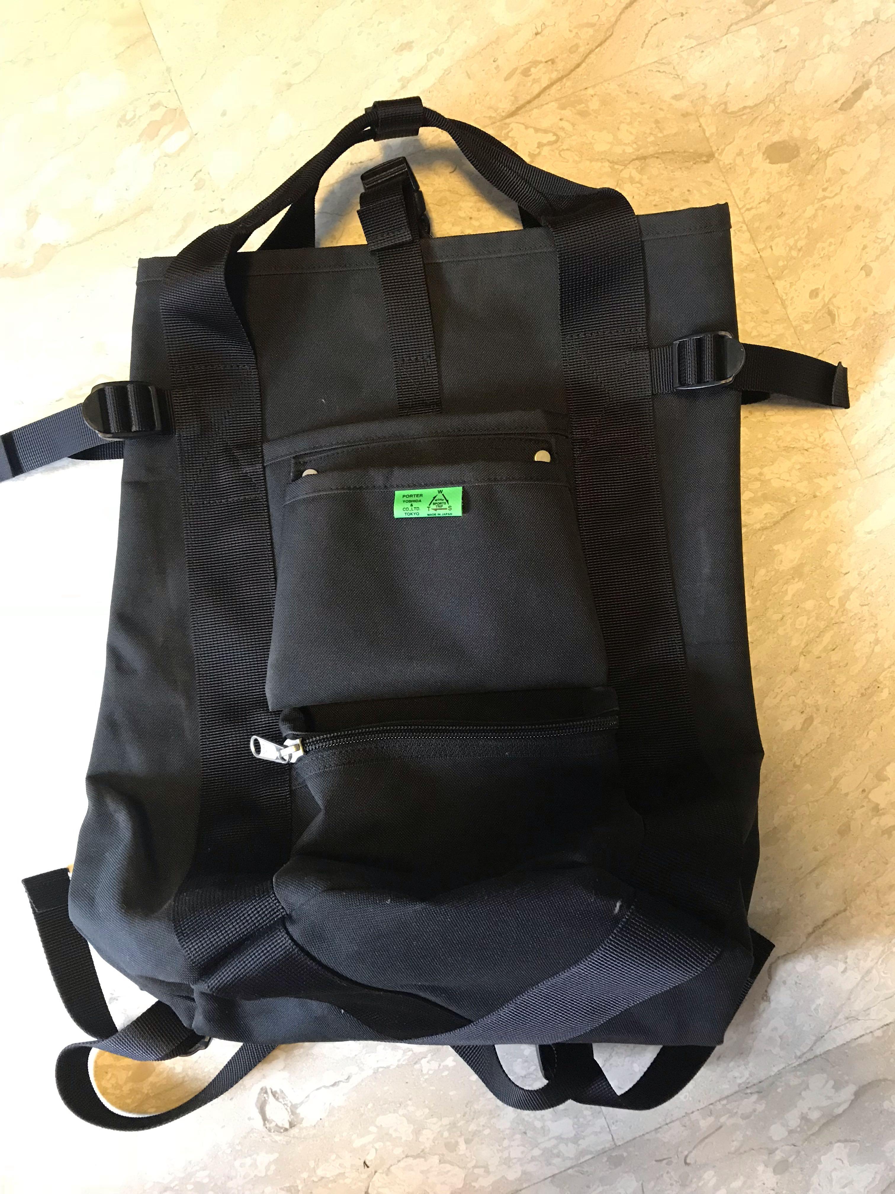 0eb9f21dea1b Porter 2Way Backpack