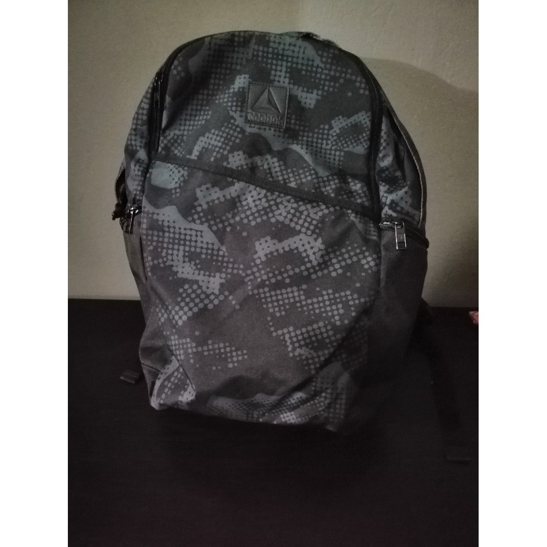 e69bc54d5d6a Authentic Reebok Backpack