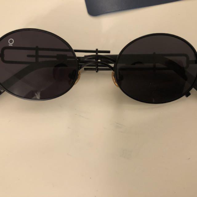 Trendy sunglasses