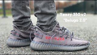 2cac66c55f6 UK11.5 US12 Adidas Yeezy Boost 350 V2 Beluga 2.0