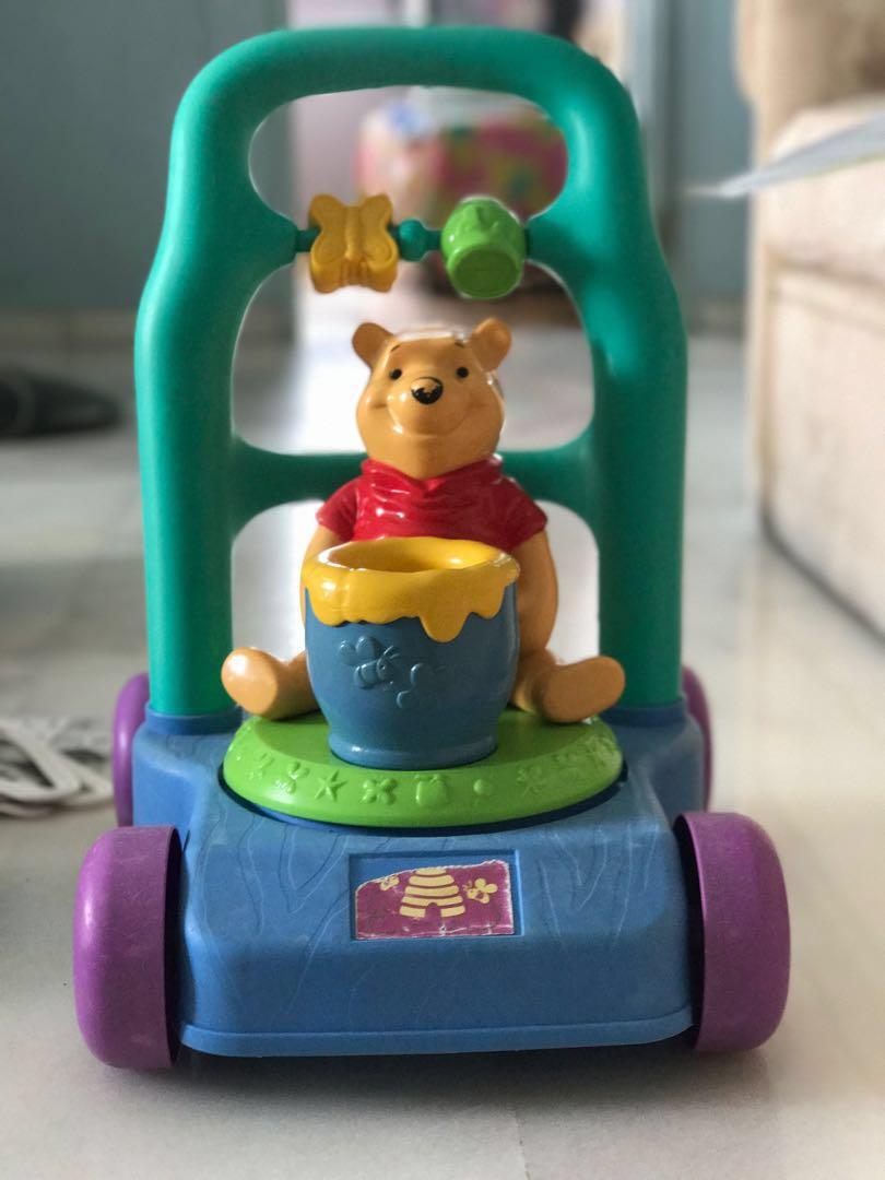 Winnie the Pooh Baby Walker  56f26ac17020