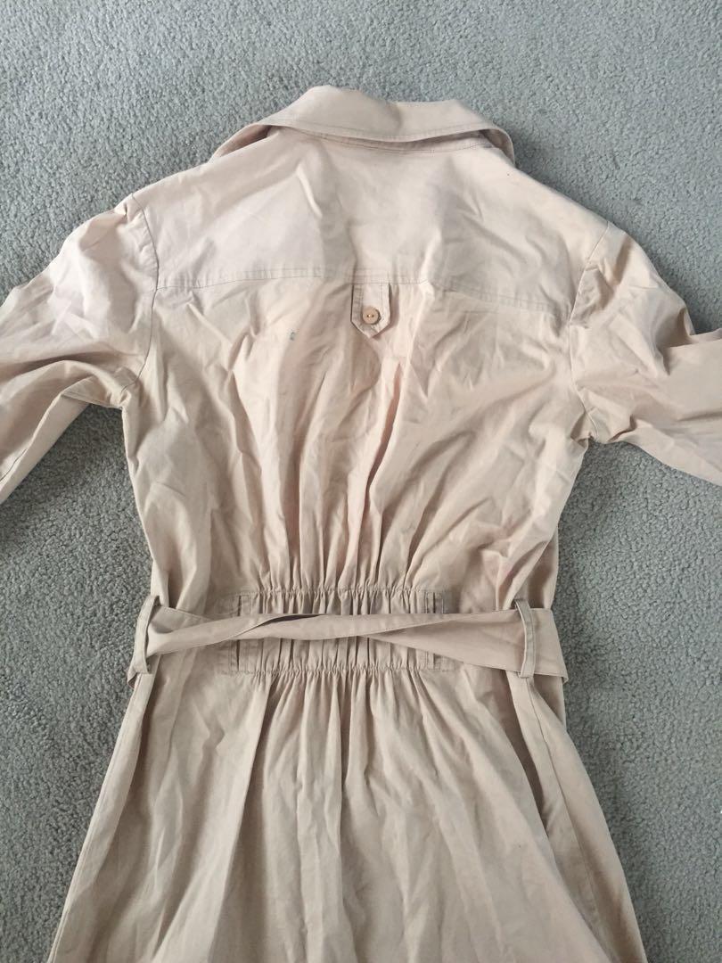 Wish shirt dress