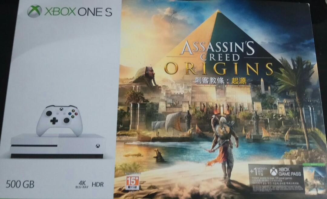 assassins creed origins xbox 360 download