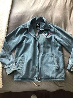 Vintage Blue Jays Jean Jacket