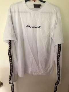 Arousal Long shirt bought in Korea