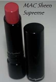 MAC Sheen Supreme ultra darling
