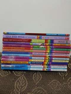 Rainbow Magic Fairy Series Chapter Books