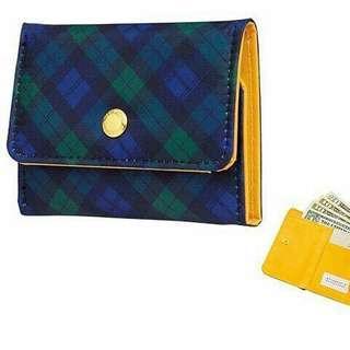 🇯🇵 Lee x Mackintosh Philosophy Mini Wallet Card Holder from Japan