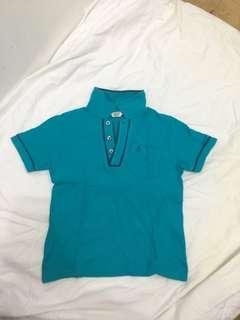 Authentic Penguin Polo Shirt blue