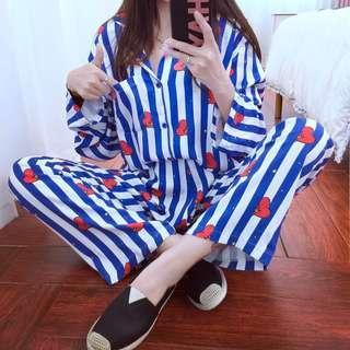 BT21 x HUNT Pajamas set