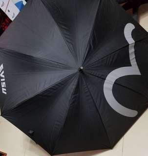 Evisu 限量版 長兩傘