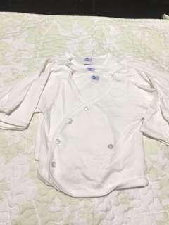 Baby long sleeves top bundle ( medium)