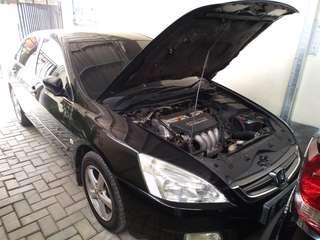 Honda accord vti 2.4 manual thn 2004