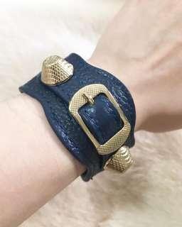韓國 BB真皮手環