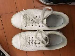 H&M白鞋 euro38-39