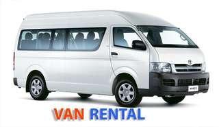 Mini Bus rental services
