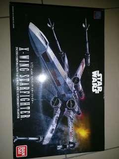 Bandai Star Wars 1/72 X- Wing Starfighter