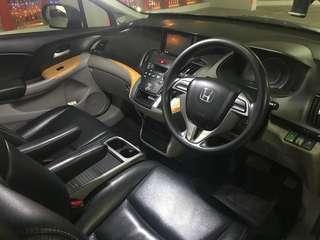 Honda Odyssey for rent