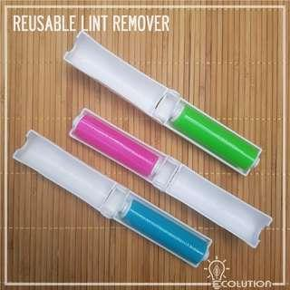 Reusable Lint Remover