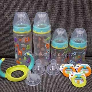 Nuk Feeding Bottles Set